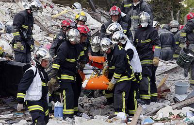 16.09.16 — Взрыв газа во Франции