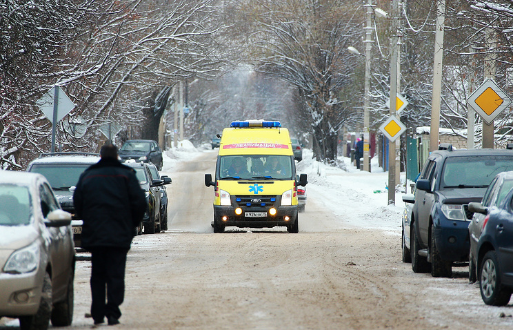 10.12.16 — Два ребенка погибли после отравления угарным газом в доме под Волгоградом