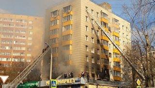 04.04.17 — взрыв газа в многоквартирном доме в Новороссийске