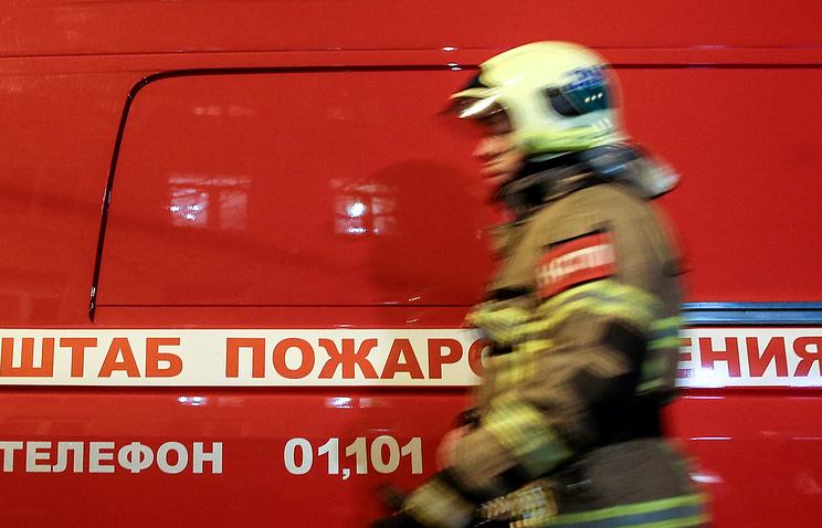 07.04.17 — взрыв бытового газа в Смоленске