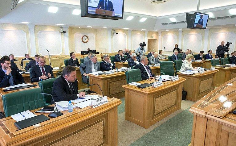 заседание рабочей группы повопросам обеспечения безопасности исодержания бытового газового оборудования