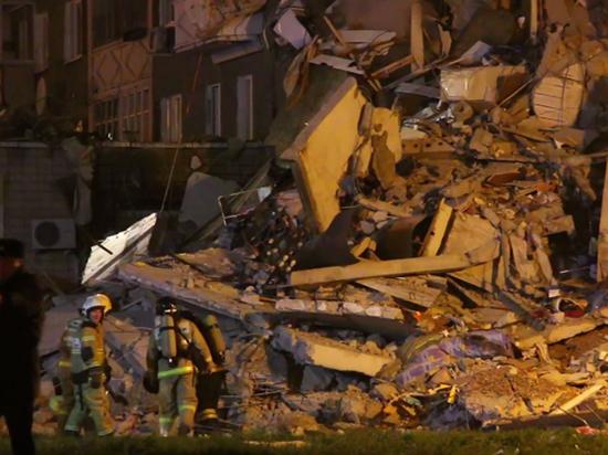 Причиной обрушения дома в Ижевске могли стать пластиковые окна — Происшествия — МК
