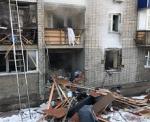 04.12.17 — взрыв газа в многоквартирном доме в Иркутской области