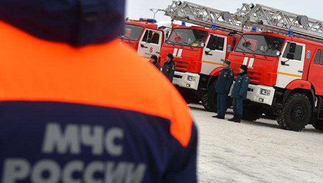 06.02.18 — взрыв газа в одноэтажном доме в Дагестане