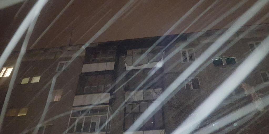 28.12.17 — взрыв газа в квартире в Екатеринбурге