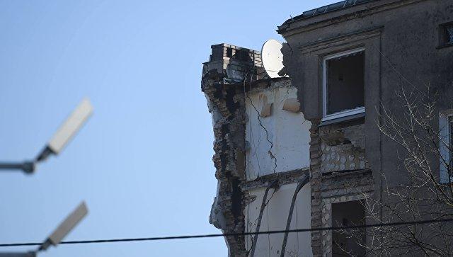 05.03.18 — взрыв и обрушение многоквартирного дома в Познани (Польша)