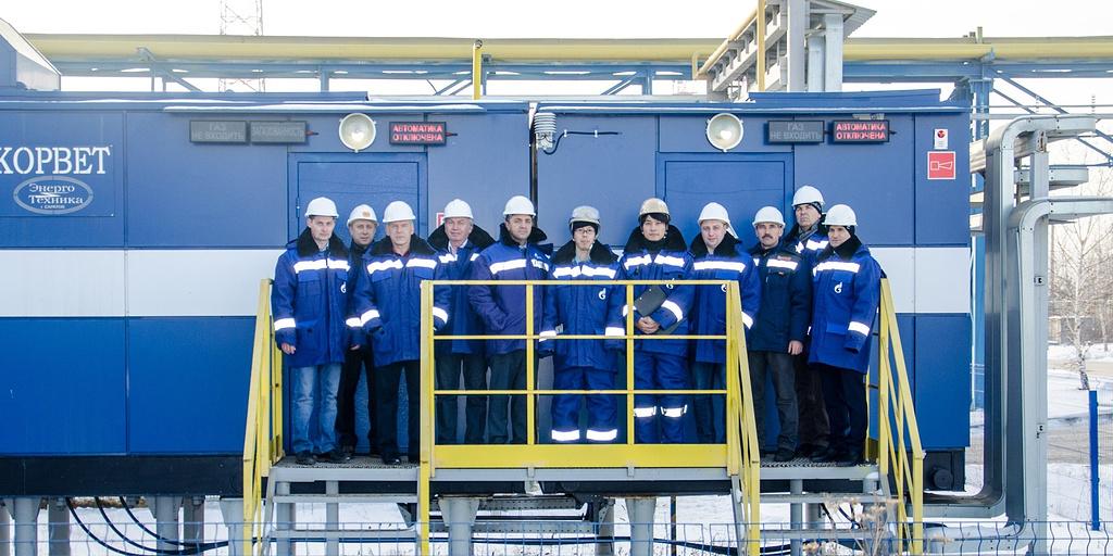 Уральские газовики успешно испытали газотурбинную электростанцию мощностью 1,7 МВт