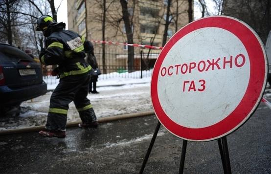 11.04.18 — Во время субботника в Твери трактор повредил газопровод