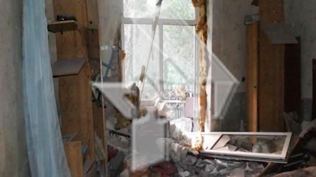 18.07.18 — взрыв газа в квартире в Самаре