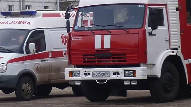 23.05.18 — взрыв газа в квартире в Орле