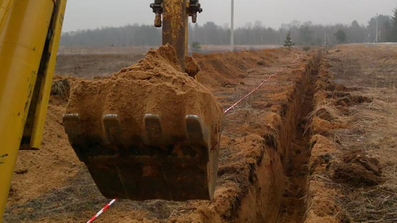 22.10.18 — повреждение газопровода и отключение деревни от газоснабжения в Саратовской области при ведении земляных работ