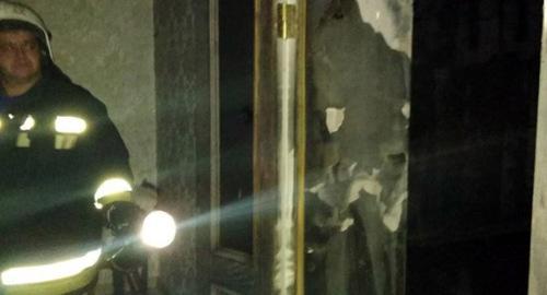 15.11.18 — взрыв газа в частном доме в Дагестане