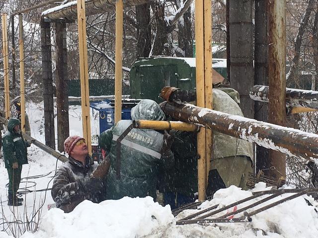 26.12.18 — повреждение газопровода в результате ДТп в Самарской области