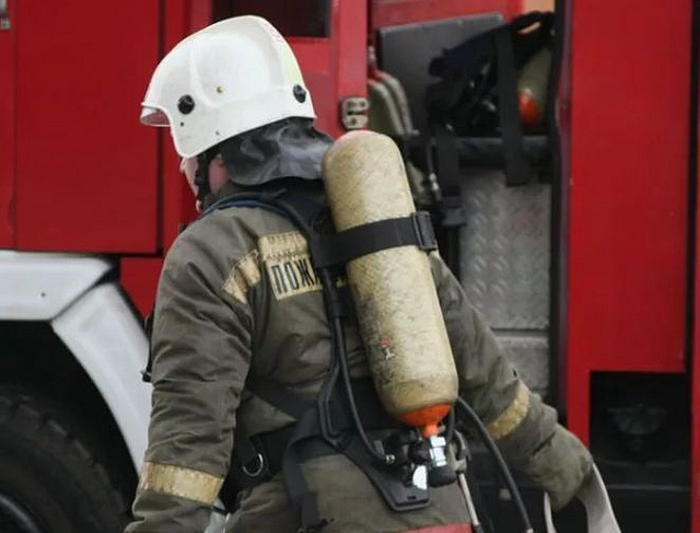 22.12.18 — взрыв газа (предварительная версия) в квартире в Самарской области