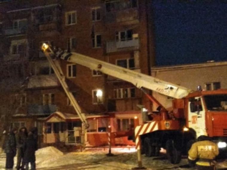 12.12.18 — взрыв газа в многоквартирном доме в Омске