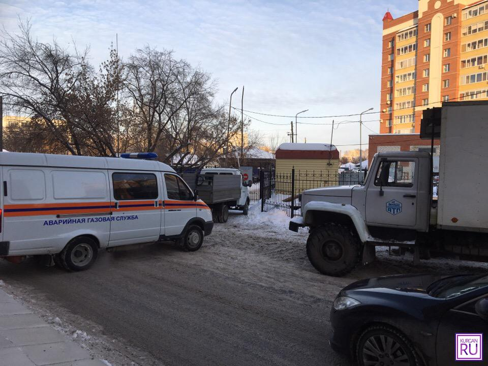 Фото из группы «Инцидент/Курган» соцсети «ВКонтакте».