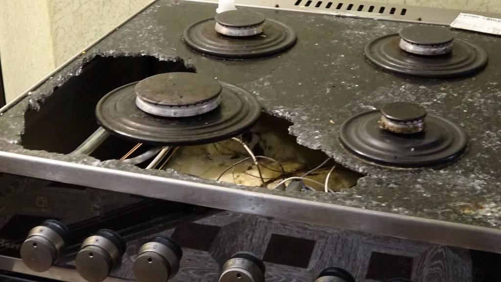17.12.18 — взрыв газа в частном доме в Краснодарском Крае
