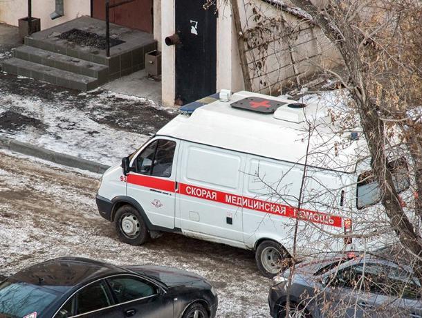 10.12.18 — отравление семьи в квартире угарным газом в Таганроге при использовании газовой плиты для отопления квартиры