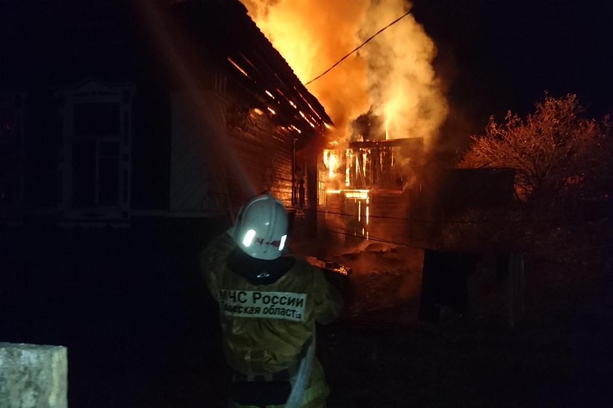 08.01.19 — возгорание в частном доме в Твери. В качестве причины рассматривается версия утечки газа.