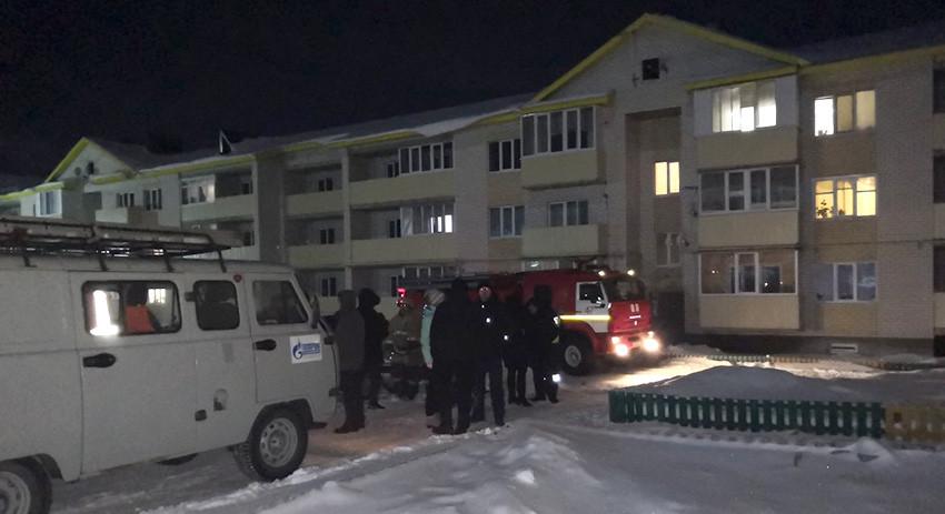 20.01.19 — взрыв газа в многоквартирном доме в Ульяновской области