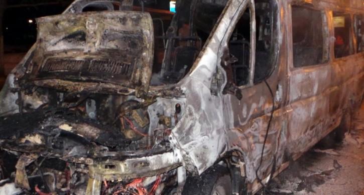 02.01.19 — взрыв газа в микроавтобусе в Челябинской области
