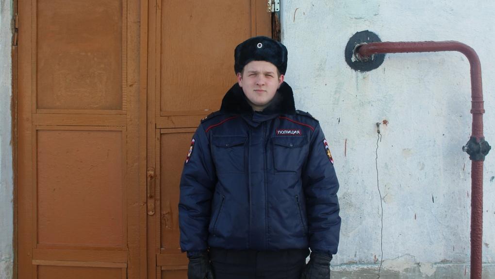 09.02.19 — утечка газа в подьезде дома чуть не привела к взрыву газа в Омской области.