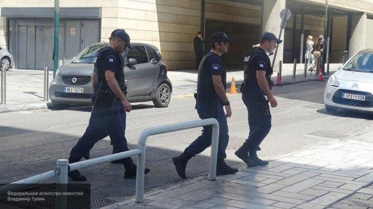 03.02.19 — взрыв газового баллона в кафе в Греции