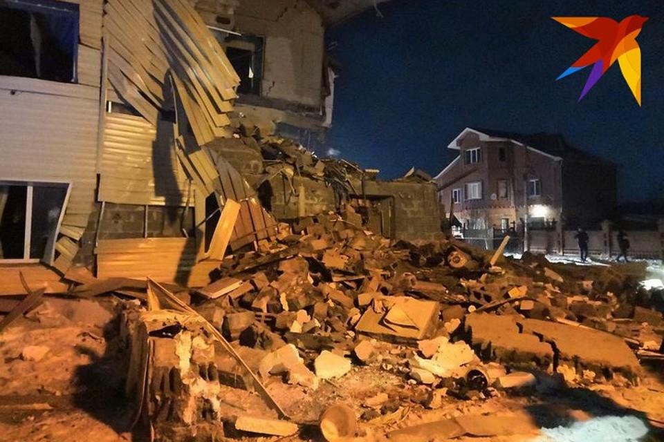 14.02.19 — взрыв газа в многоквартирном доме в Красноярске