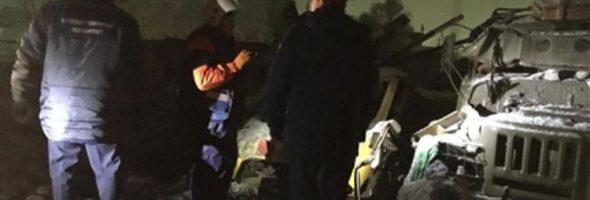 Следком: Взрыв газа в Ловозере (Мурманск) произошел по вине водителя
