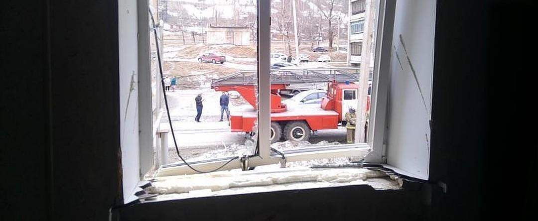 В других квартирах никто не пострадал. Фото: Вадим Балабоскин
