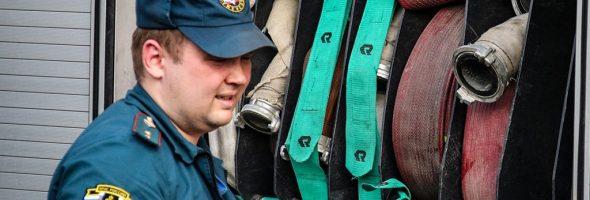 07.05.19 — пожар и взрыв газового баллона в частном доме в Московской области