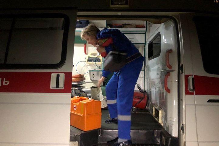 В Заводском районе девочку госпитализировали с подозрением на отравление угарным газом