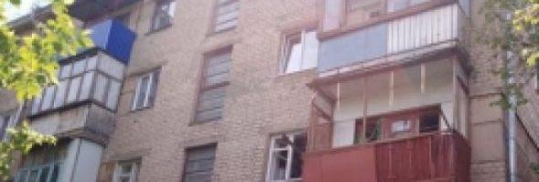 21.05.19 — взрыв газа в квартире в Оренбургской области (Орск)