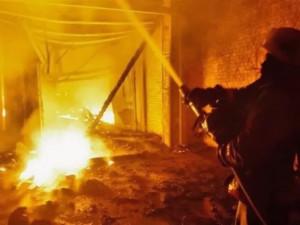 Пожар. Фото из открытых источников