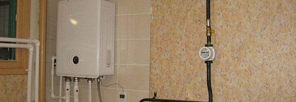 17.05.19 — в квартире в Иваново произошла утечка газа при неправильном монтаже газовой колонки и попадание воды в газопровод