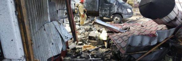 13.05.19 — взрыв газового баллона в кафе в Ханты-Мансийском АО (Лянтор)