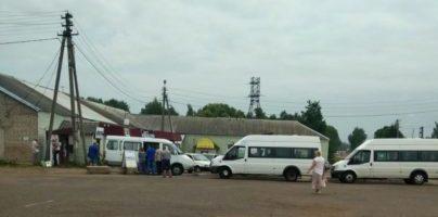 27.06.19 — повреждение газопровода в ходе ведения земляных работ в Смоленской области (Рудня)