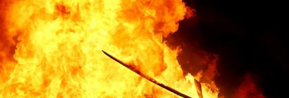 21.07.19 — взрыв газа (газового баллона) в частном доме в Краснодарском Крае (Калининская)
