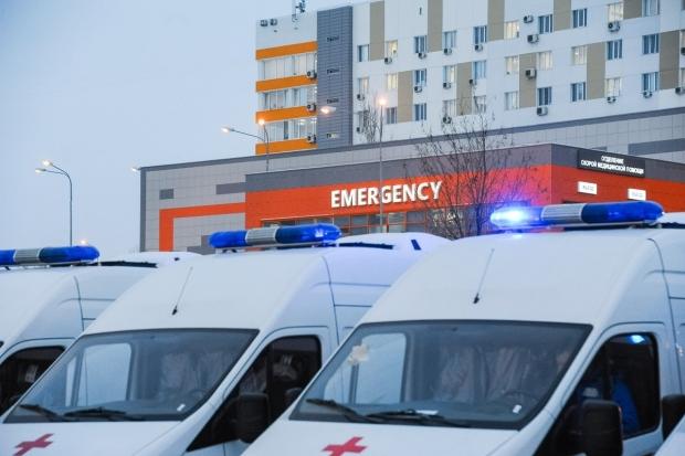 В Волгоградской области при взрыве баллона с газом пострадали трое