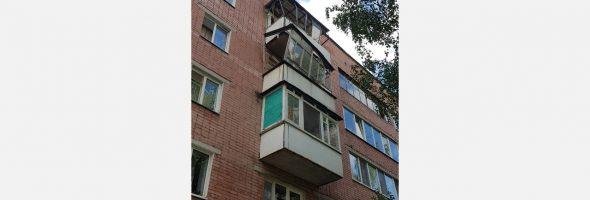 27.07.19 — взрыв газа в многоквартирном доме в Йошкар-Оле