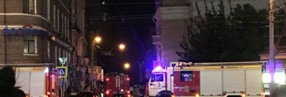 06.07.19 — взрыв газа в кафе в Ростове