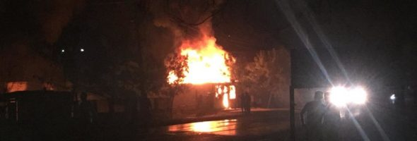 09.08.19 — взрыв газа на АГЗС в Ингушетии