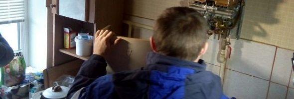 20.10.19 Семья отравилась угарным газом в квартире в Калуге по вине соседей