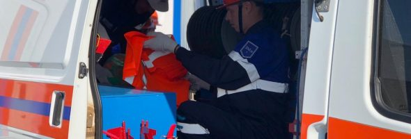 06.10.19 — взрыв газа в квартире в Смоленске