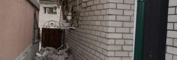 08.10.19 — взрыв газа в частном доме в Смоленске