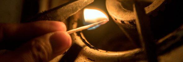 12.12.19 — повреждение газопровода в ходе земляных работ в Балаково привело к отключению восьми многоквартирных домов