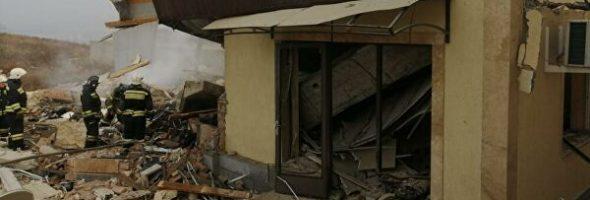 28.11.19 — взрыв газа в пивоварне в Пятигорске