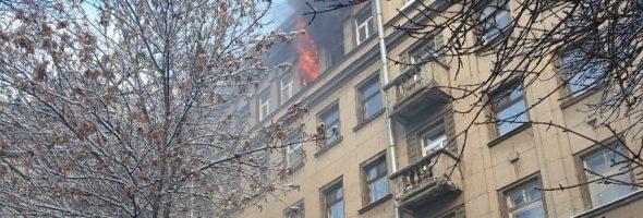 02.12.19 — взрыв газа в многоквартирном доме в Санкт-Петербурге