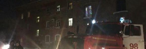 14.12.19 — взрыв газа в многоквартирном доме в Хабаровском крае (Комсомольск-на-Амуре)