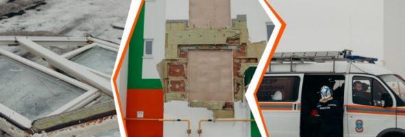 Хронология событий до и после взрыва газа в многоквартирном доме в Тюмени (07.12.19)